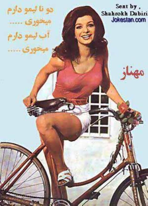 1979 İslam Devrimi öncesi İran'da günlük yaşam...