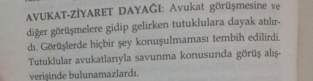İşte Diyarbakır Cezaevi'ndeki işkence yöntemleri