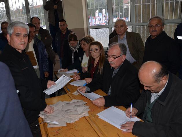 CHP'de il il ön seçim sonuçları