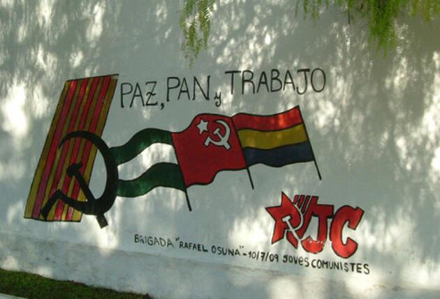 Dünyanın tek komünist köyü