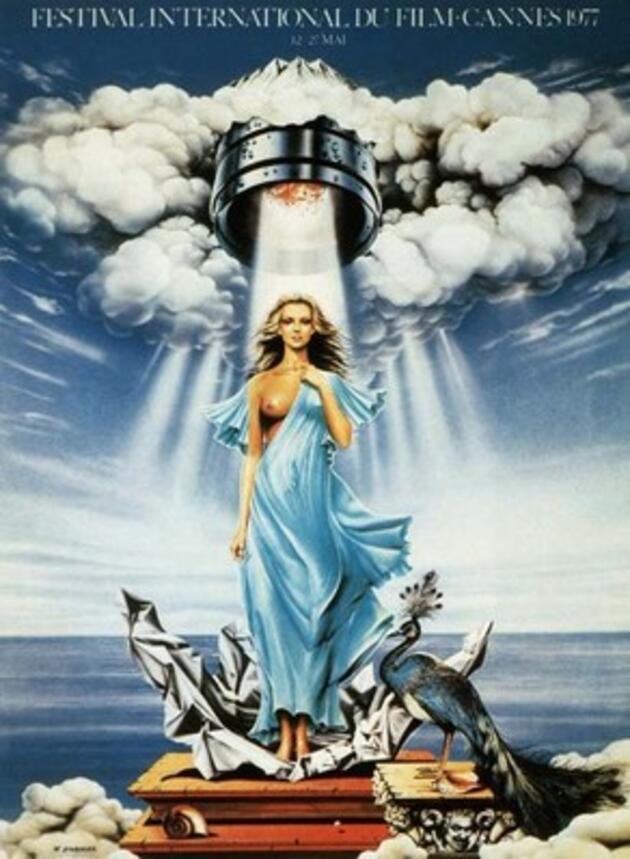 Geçmişten günümüze Cannes Film Festivali afişleri
