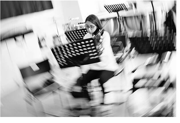 Müzikle değişen yaşamlar