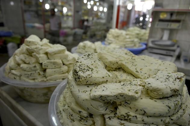 """""""Otlu peynirin"""" zorlu hikayesi"""