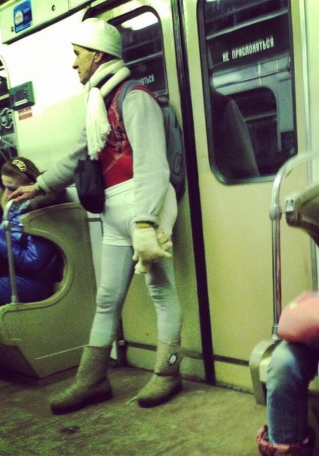 Sadece Moskova metrosunda çekilebilecek 30 fotoğraf!