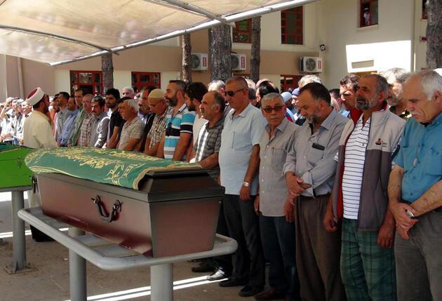 """O cenaze """"Yeşil"""" kod adlı Mahmut Yıldırım'ın mı?"""