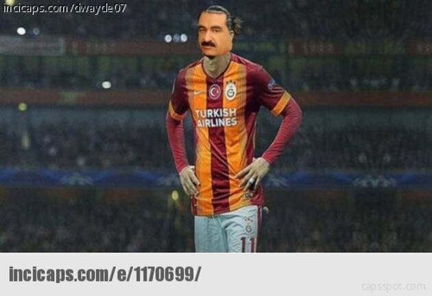 İbrahimovic transferi capsleri