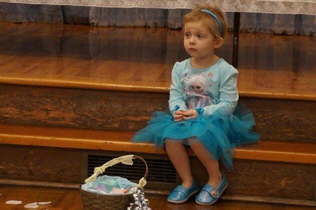 "Küçük kızın ""son doğum günü"""