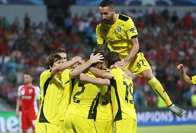 UEFA Şampiyonlar Ligi play-off turunda toplu sonuçlar (20 Ağustos)