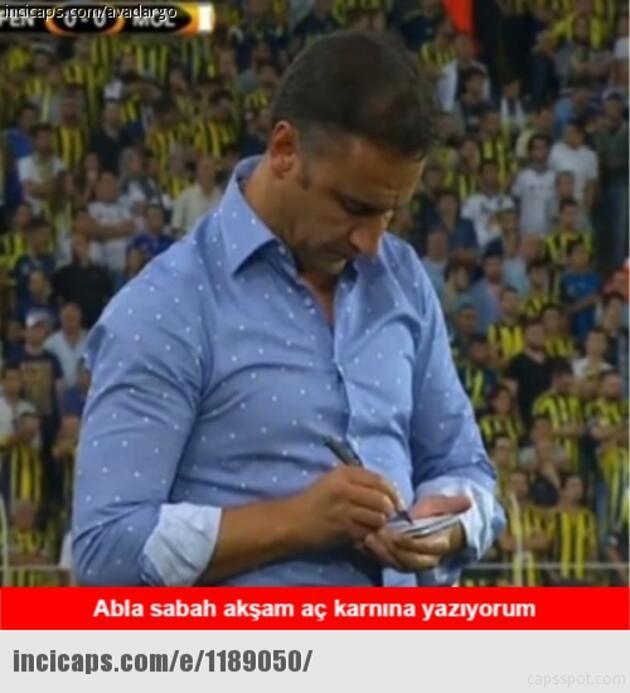 Fenerbahçe-Molde capsleri
