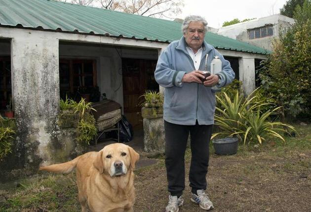"""José Mujica: """"Devlet başkanı halkının nasıl yaşadığını görmeli"""""""