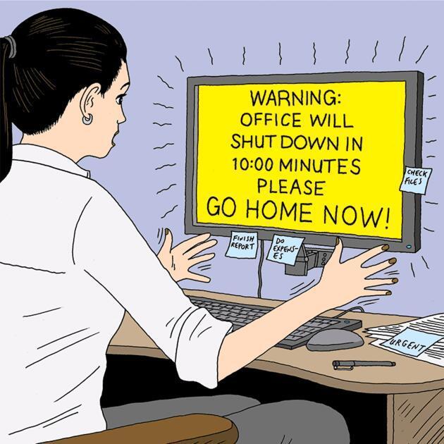 Günde sadece 6 saat çalışan ülke!