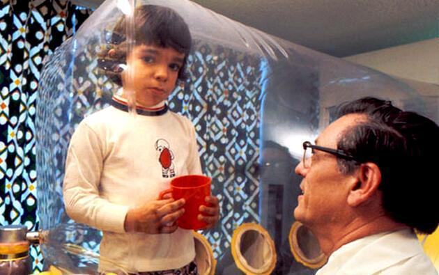 Balon çocuğun sıradışı hikayesi!