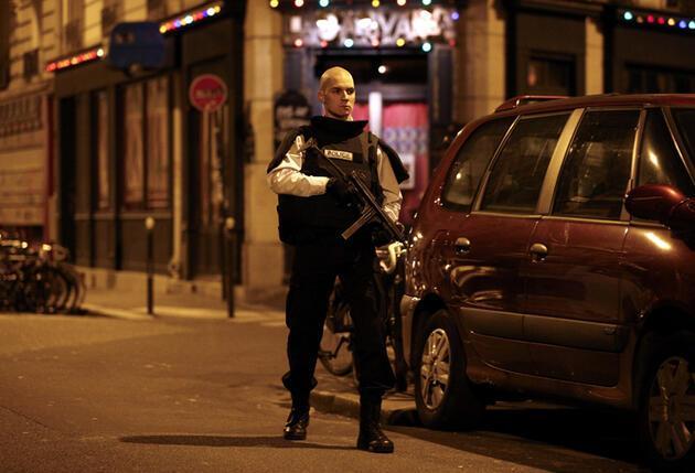 Fotoğraflarla Fransa'da terör gecesi