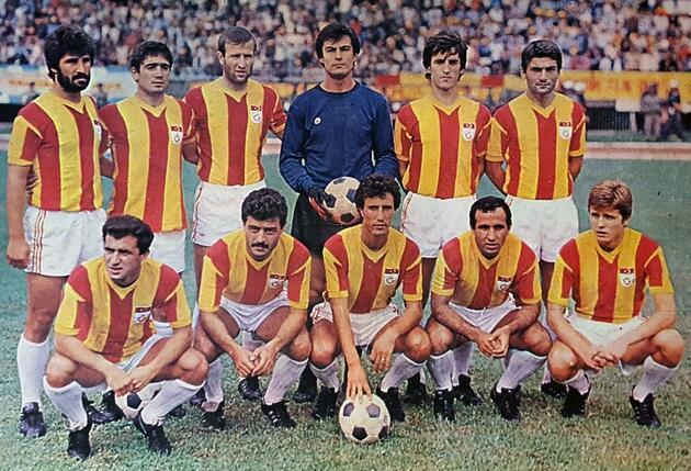 Türk futbolunun efsane kadroları