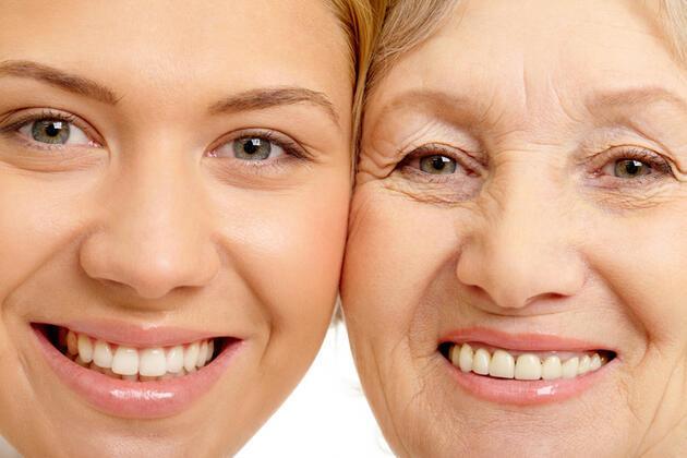 Cildin yaşlanmasını önleyebilirsiniz!