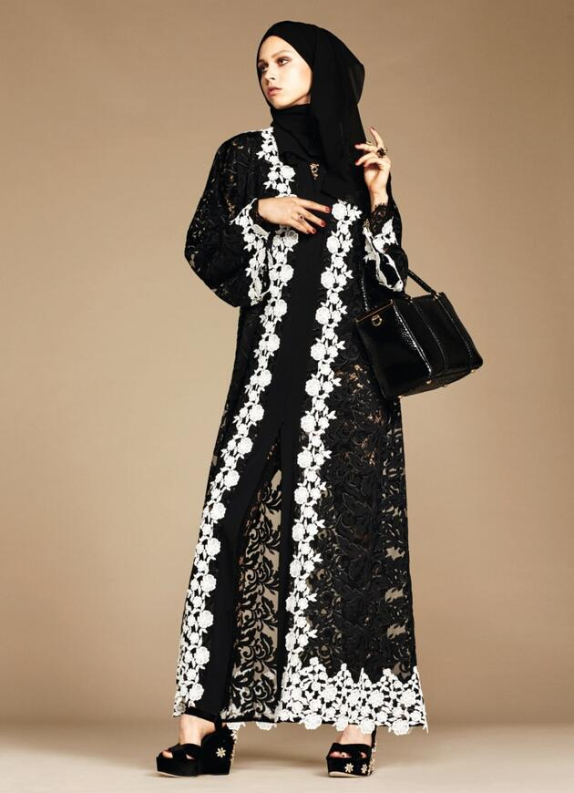 Dolce & Gabbana'dan tesettür koleksiyonu