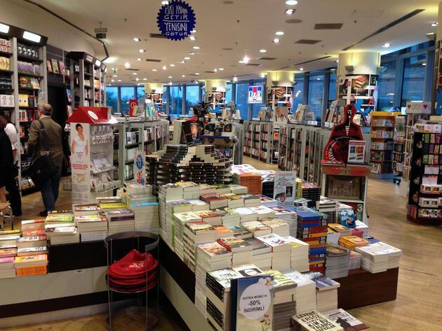 İşte en çok satan kitap, müzik, film ve oyunlar...