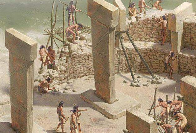 """Dünyanın en eski tapınağı """"Göbekli Tepe"""""""