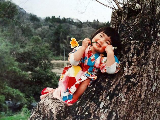 Japon kızın maceraları