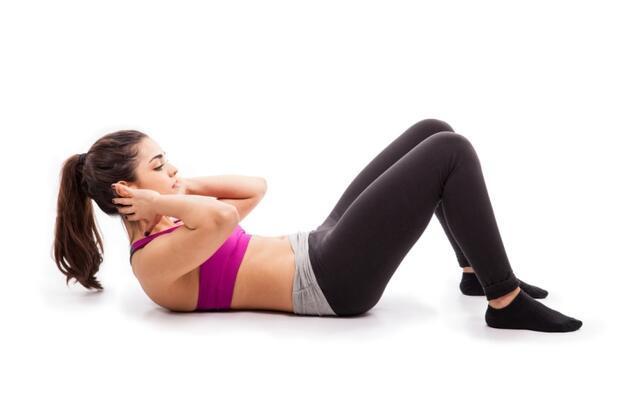 Karın kasları için mekik yerine plank yapın!