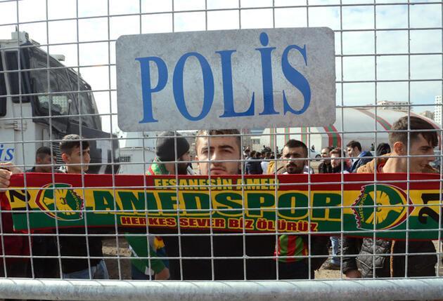 Amed Sportif - Fenerbahçe maçının hikayesi