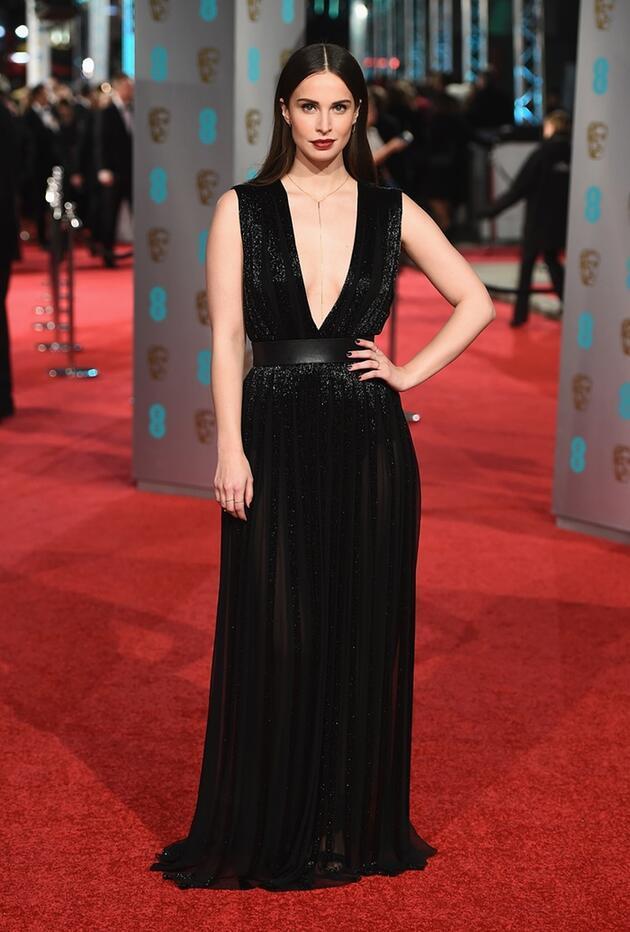 BAFTA 2016 modası