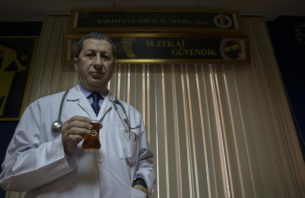 Fenerbahçe hastası doktor!