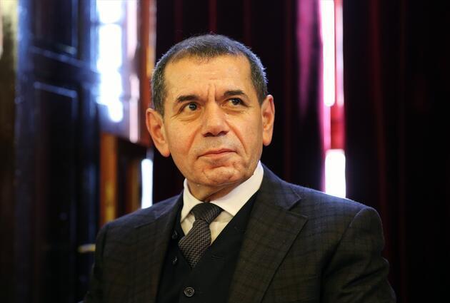 """Dursun Özbek: """"Maksat ne?"""""""