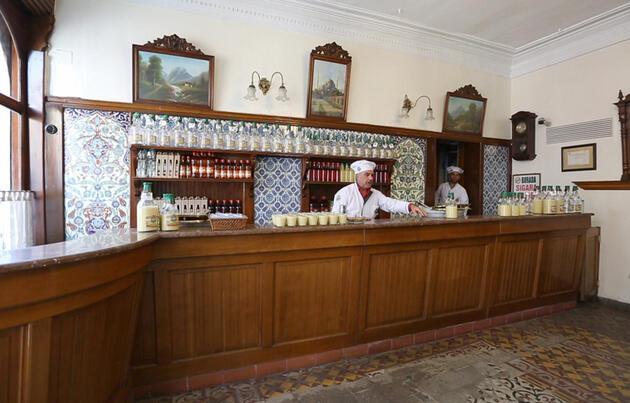 İstanbul'un en köklü lezzet durakları