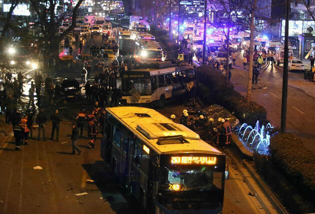 Ankara Kızılay'da yarım kalan hayatlar...