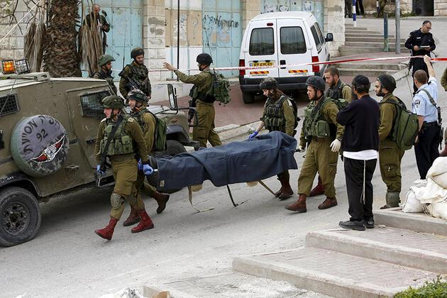 İsrail askeri kamera önünde savaş suçu işledi