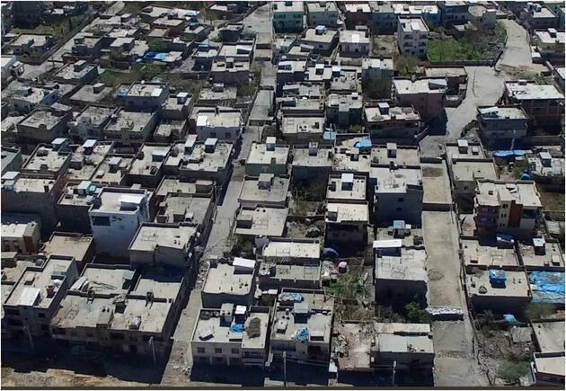 Operasyonların sürdüğü Nusaybin'de son durum