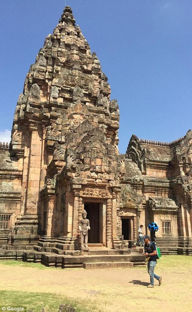 Google sponsorluğunda Tayland gezisi