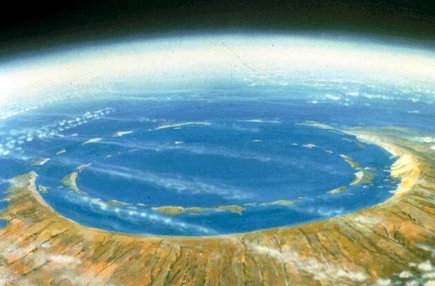 Kraterin gizemi çözülüyor