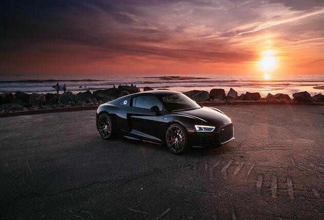 Audi R8'in yeni jantları