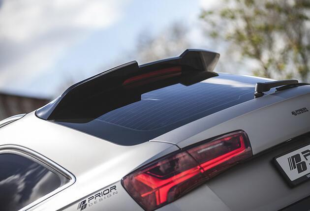 Audi A6 Avant yeniden tasarlandı