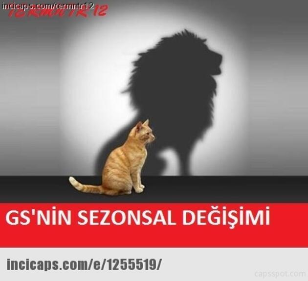 Galatasaray - Beşiktaş maçı capsleri