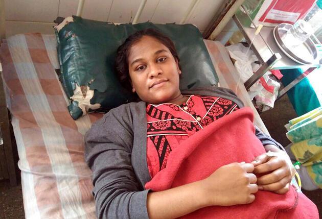 Hindistan'da 7,5 kilo ağırlığında bebek doğdu
