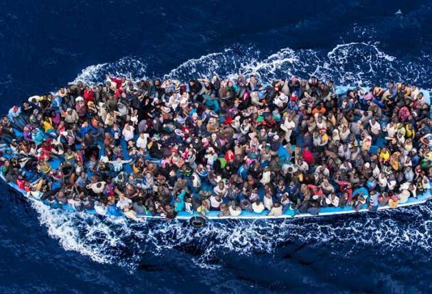 """""""2017'de göçmen sayısı 258 milyona ulaştı"""""""