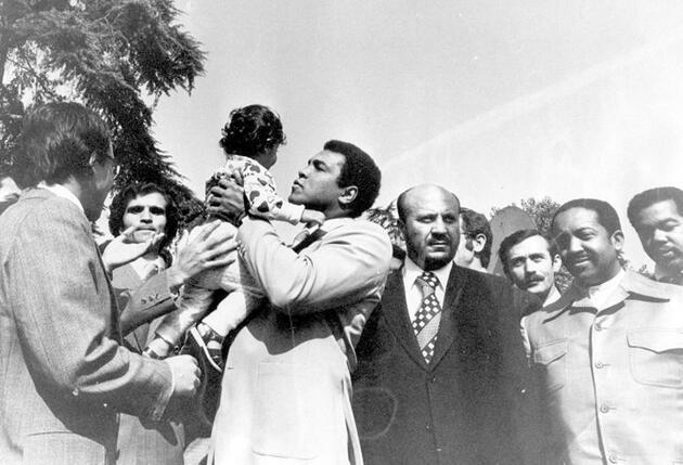 Muhammed Ali'nin İstanbul günleri