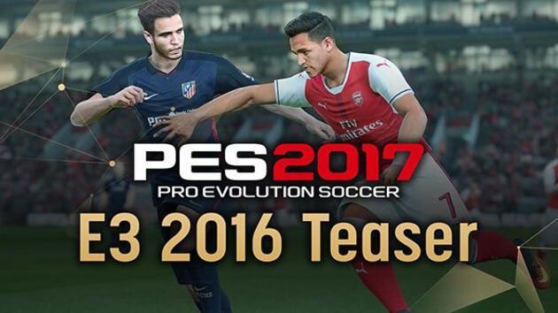 İşte PES 2017'nin yeni özellikleri