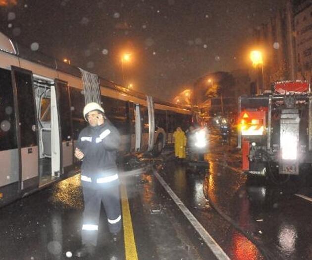 İstanbul'da metrobüs kazaları