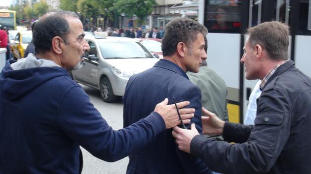 Bursa'daki 10 Ekim yürüyüşüne polis müdahalesi