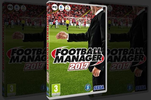 Football Manager 2017 çıktı