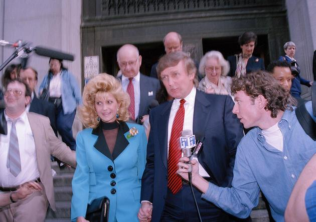 Donald Trump'ın ailesi: 3 evlilik, 5 çocuk, 8 torun