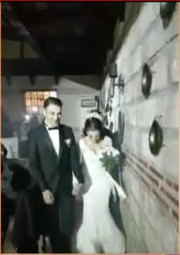 Nez evlendi
