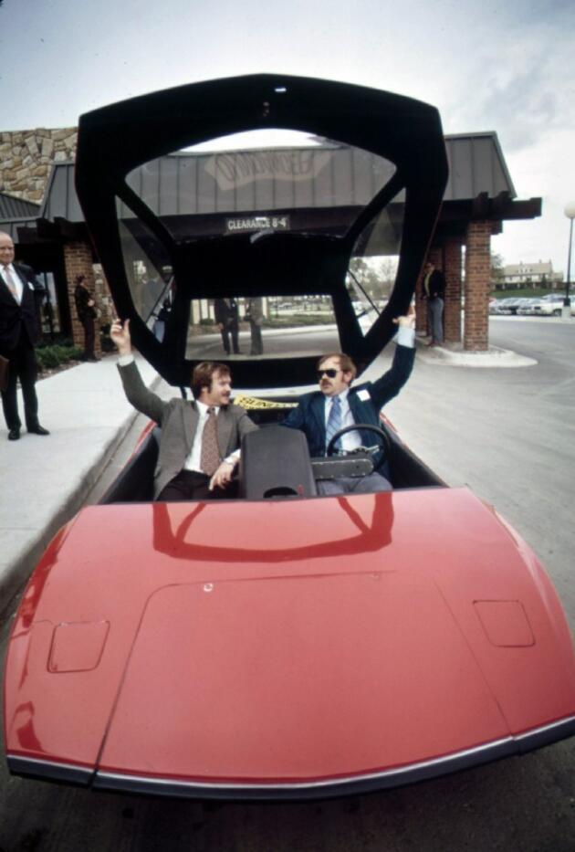 1970'lerde yapılıp depoya atılmış elektrikli otomobiller