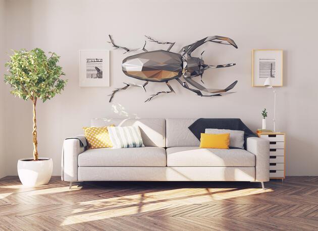 Evde bulunan böceklerden kurtulma yöntemleri