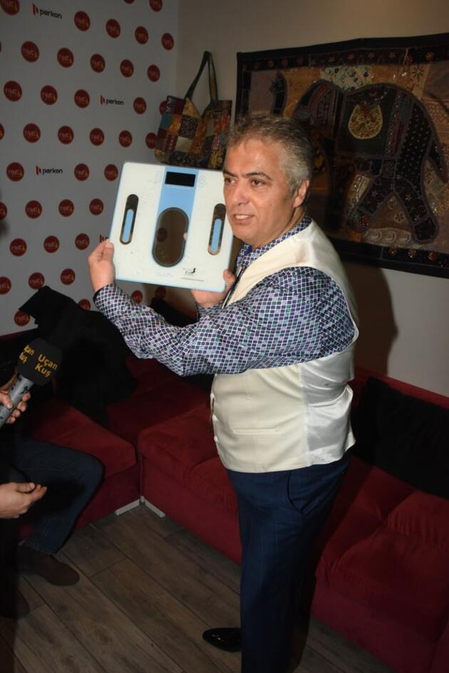Cengiz Kurtoğlu 46 kilo verdi
