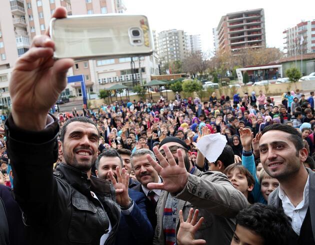Osmanlıspor'un yeni transferi kampa katıldı